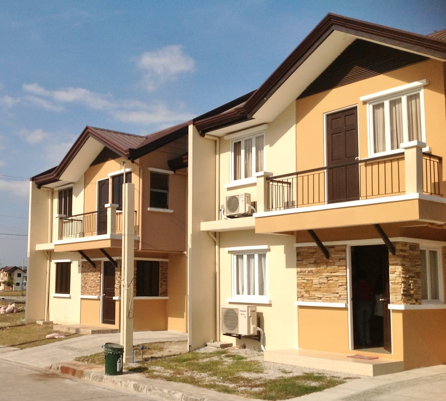 Philippine Brown Exterior House Paint